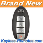 Infiniti  Key Keyless Entry Remote / Smart Key G35 G37 New