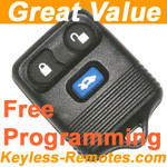 2002 Mazda 626 Keyless Entry Remote Refurbished