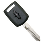 Lincoln Transponder Key Blank