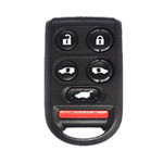 Honda Odyssey Touring 2005-2010 Memory #2 Keyless Remote 6-Button New
