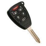 Keyless Remote Head Key for Chrysler & Dodge Caravan Town and Country