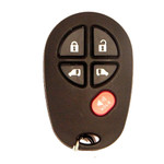 Toyota Keyless Entry Remote 5 Button