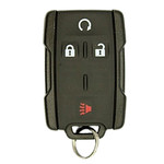 Chevrolet Silverado and GMC Sierra Remote Start Remote