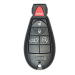 New Genuine OEM Dodge Keyless Entry Remote FOBIK for Dodge Durango - Without Keyless Go