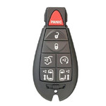 New Genuine OEM Chrysler FOBIK NON-PROX 7 Button