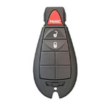 New Genuine OEM Chrysler Keyless Entry Remote FOBIK NON-PROX 3 Button
