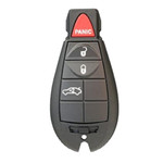 Dodge OEM Refurbished Keyless Entry Remote Key Fob FOBIK NON-PROX 4-Button