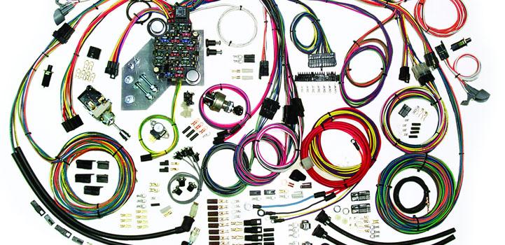 cpi truck classic update wiring harnesses