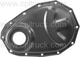 TIMING CHAIN COVER PAINTED CHEVROLET GMC TRUCK 1954 - 1962
