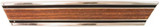 BED MOLDING LOWER REAR LH WOOD SHORT BED  CHEVROLET GMC TRUCK 1969 - 1972