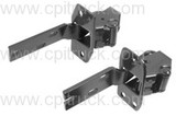 DOOR HINGES UPPER & LOWER LH CHEVROLET GMC TRUCK 1947 - 1955 1ST SERIES