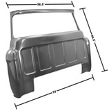 CAB PANEL OUTER REAR BIG BACK WINDOW CHEVROLET GMC TRUCK 1955 - 1959