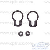 DOOR HANDLE GASKET SET CHEVROLET GMC TRUCK 1952 - 1959