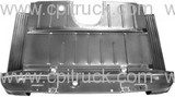 FLOOR PAN COMPLETE WITH SUPPORTS AND STEPS INSTALLED CHEVROLET GMC TRUCK 1955 - 1959