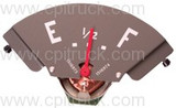 FUEL GAUGE 6V CHEVROLET GMC TRUCK 1947 - 1949