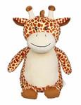 Cubbie Embroidered Giraffe