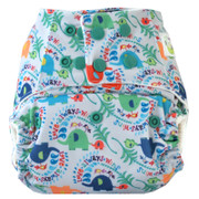 Sweet Pea Bamboo All in One Diaper