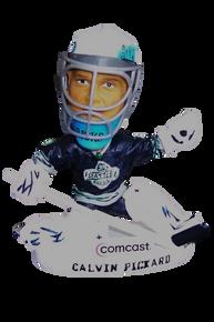 Calvin Pickard Bobblehead