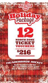 Holiday North Zone 12 Voucher Package