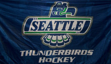 Misc-Seattle Thunderbirds Flag-3'x5'