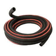 "1-1/4"" 1.25 inch (SOFT WALL) Rubber Fuel Filler Hose (60FT Roll) (d125SRL)"