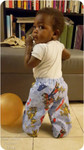 Pajama pants sewing pattern