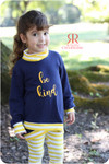 Piccadilly Pullover sewing pattern
