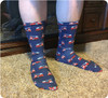 Cozy Toes Socks sewing pattern
