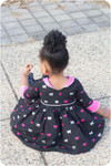 Jubilee Party Dress Sewing Pattern