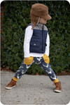 Junior Joggers Sewing Pattern