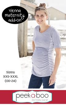 Vienna Maternity Sewing Pattern