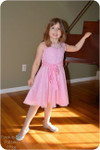 Gala Party Dress sewing pattern