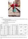 Avery Spring Jacket Size Chart & Materials List