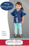 Avery Spring Jacket PDF Sewing Pattern