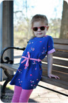 Lola Tunic and Dress Sewing Pattern