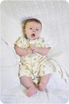 Roly Poly Romper Sewing Pattern