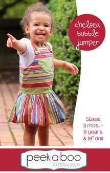 Chelsea Bubble Jumper PDF Sewing Pattern