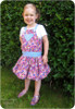 Girls Jumper Sewing Pattern