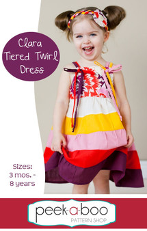 Clara Twirl Dress