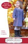 Hazel Dress and Tunic Sewing Pattern