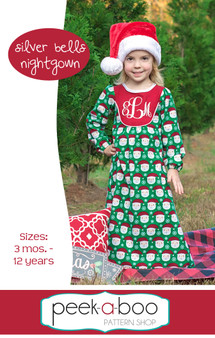 Silver Bells Nightgown