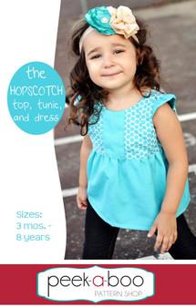 Hopscotch PDF Sewing Pattern