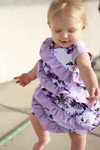 Baby Dress PDF Sewing Pattern