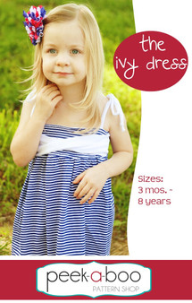 Ivy Sun Dress PDF Sewing Pattern