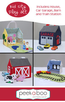 Kid City Play Set