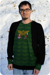 Alpental Pullover sewing pattern