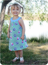 Toddler Dress PDF Sewing Pattern