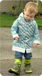 Boy's Rain Coat Sewing Pattern