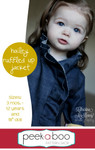 Hailey Ruffled Up Jacket PDF Sewing Pattern