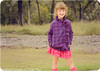 Girls Ruffle Jacket Sewing Pattern